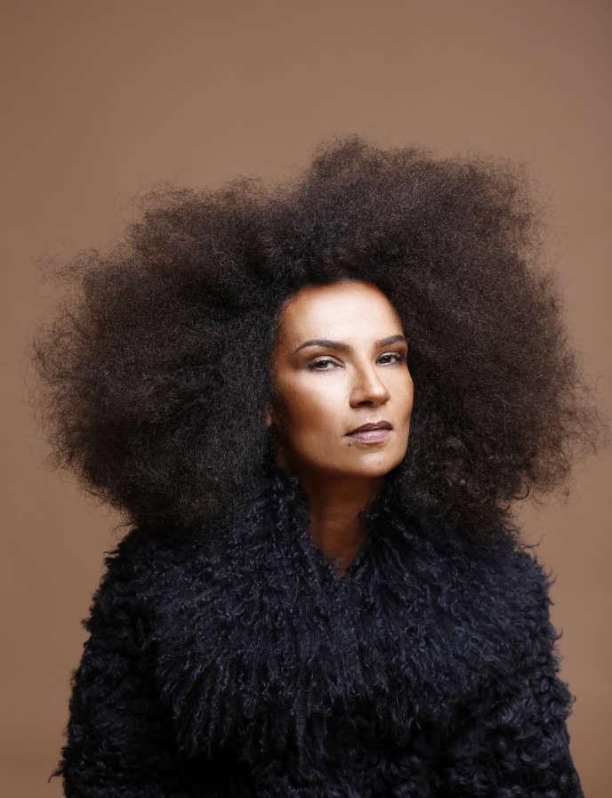 La chanteuse marocaine Oum.