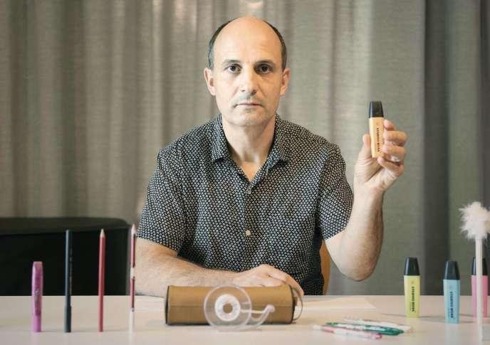 Pierre Mifsud dans« La Conférence de choses».
