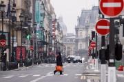 Rue de Rivoli, à Paris, le 18 mars.