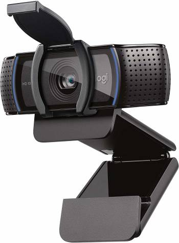 La meilleure webcam pour la plupart des utilisateurs La Webcam C920S HD Pro de Logitech