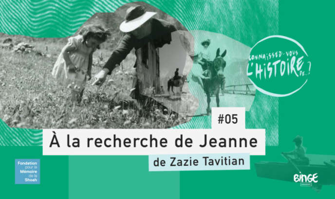 Le carnet de Jeanne regorge de plats typiquement français mais aussi de quelques plats juifs.