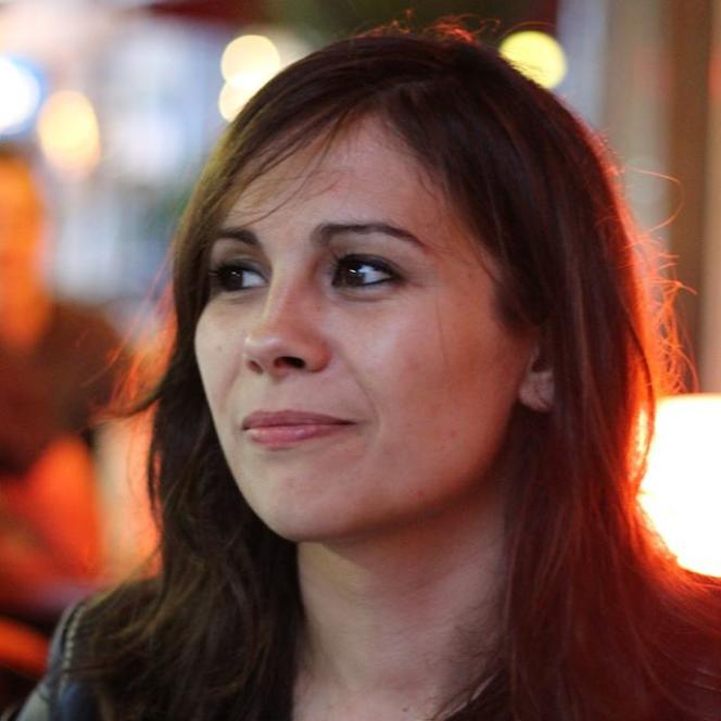 Aurélie Palud.