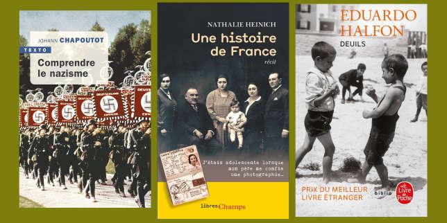 Johann Chapoutot, Nathalie Heinich, Eduardo Halfon: la chronique «poches» de Mathias Enard