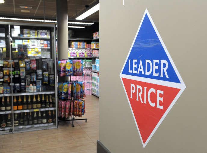 Un magasin Leader Price à Paris, en 2013.