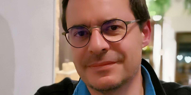 Damien Pollet, médecin généraliste à Salins-les-Bains (Jura)