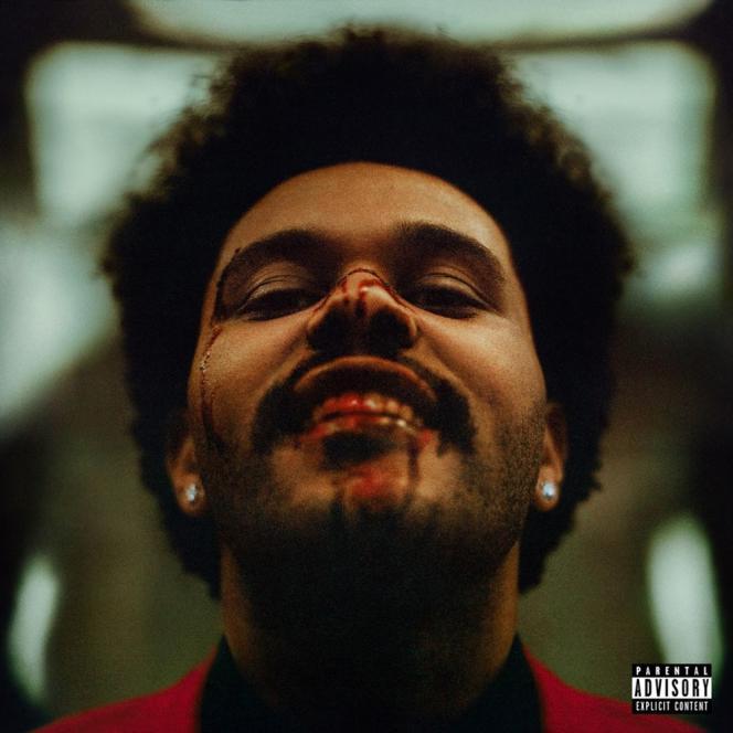 Pochette de l'album« After Hours», de The Weeknd.