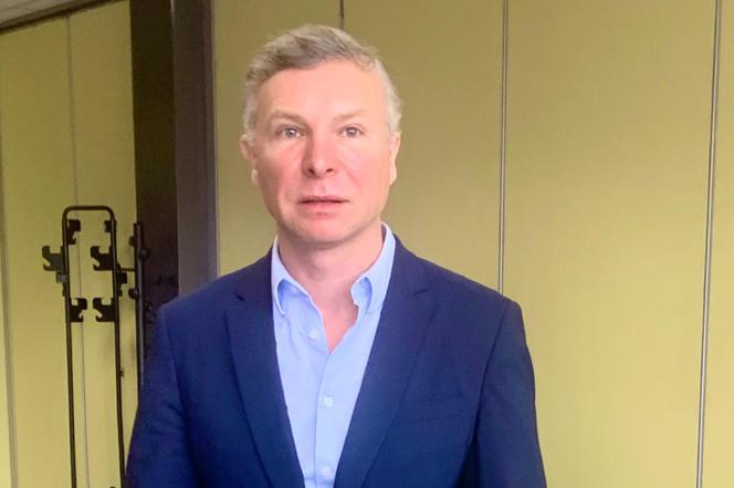 Yann Bubien, directeur général du CHU de Bordeaux.