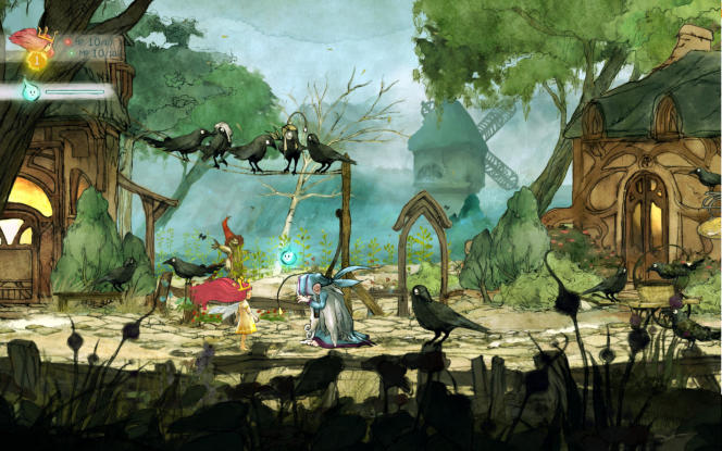 « Child of Light ».