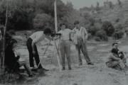 Une image extraite du documentaire de Richard Copans,«Monsieur Deligny, vagabond efficace».