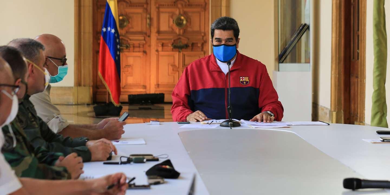 Au Venezuela, « deux gouvernements, c'est trop pour gérer une crise comme celle du coronavirus »