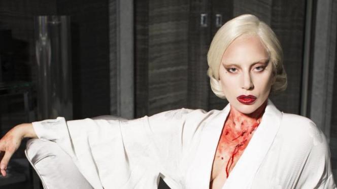 Lady Gaga dans la saison 5 de« American Horror Story».
