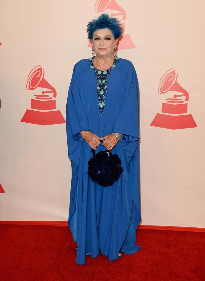 L'actrice italienne Lucia Bose, à Las Vegas (Nevada), le 20 novembre 2013.