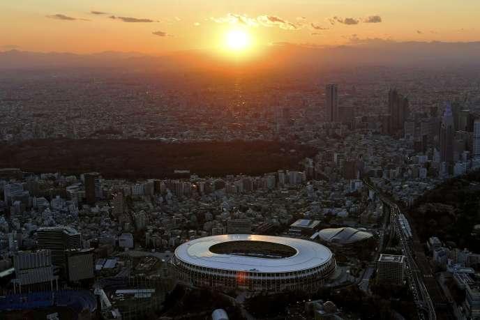 Le stade olympique de Tokyo n'accueillera pas la cérémonie d'ouverture des JO cet été.