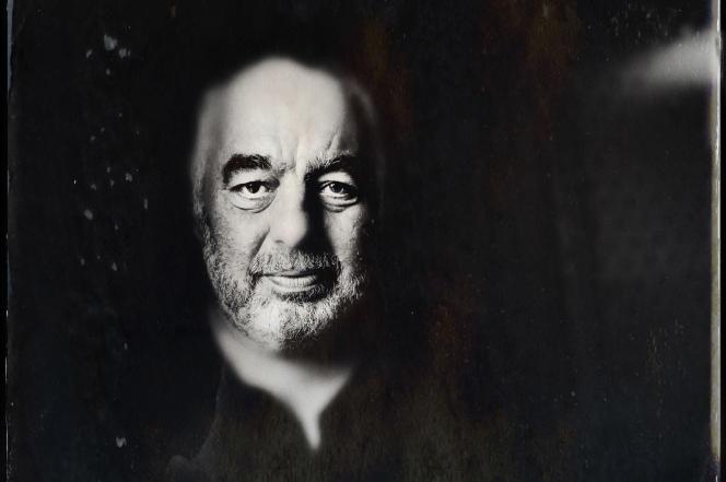 L'écrivain Philippe Jaenada, en 2017.