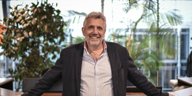 Claude Onesta, manageur de la haute performance à l'Agence nationale du sport (ANS).