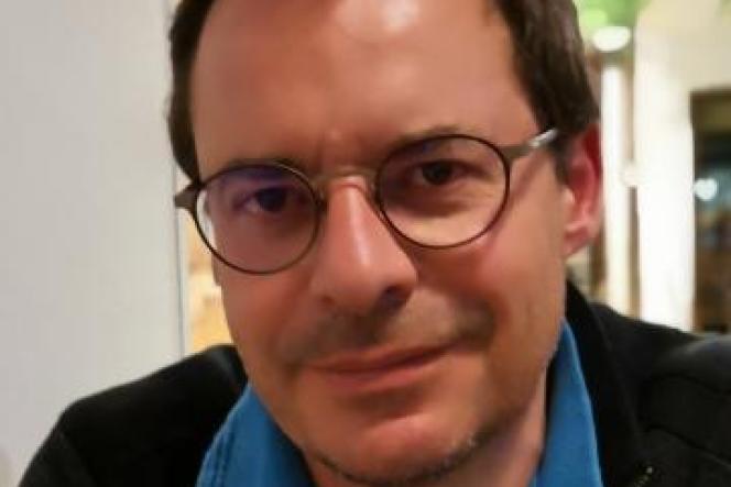 Damien Pollet, médecin généraliste à Salins-les-Bains (Jura).