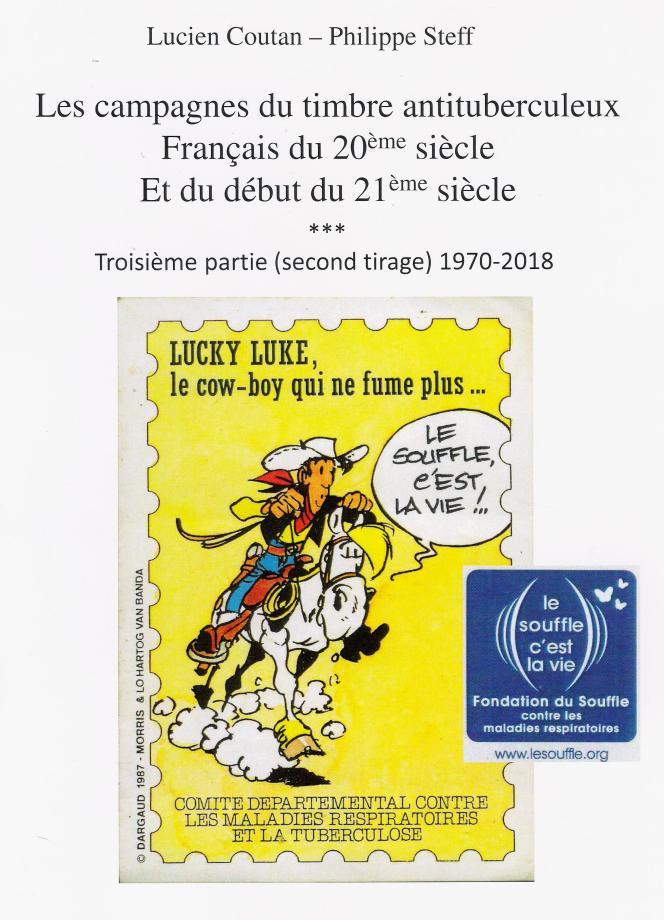 « Les Campagnes du timbre antituberculeux français du 20e siècle et du début du 21e siècle (1970-2018) », par Lucien Coutan et Philippe Steff. Edité par l'ACCP, 186 pages, 30 euros