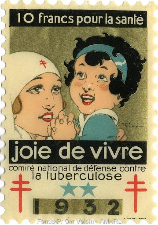 Illustration originale datant de 1932 reprise dans le collector« Le Noël du souffle» paru en 2012.
