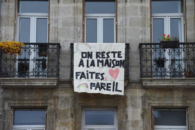A Bordeaux, le 16 mars.