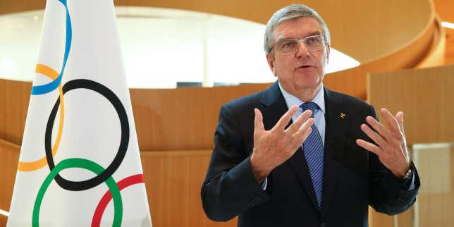 JO de Tokyo: le président du CIO dit n'avoir aucun regret quant à sa gestion de la crise