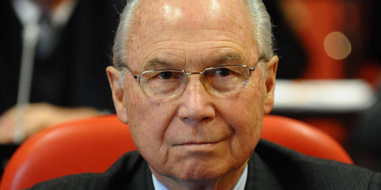La mort de l'ancien sénateur Jacques Oudin