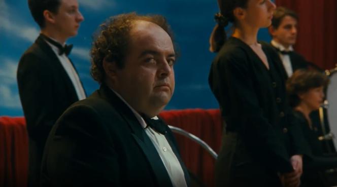 Jacques Villeret dans « Le Batteur du Boléro» (1992), de Patrice Leconte.