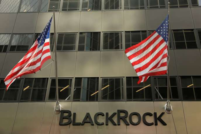Le siège de BlackRock, à New York, en 2018.