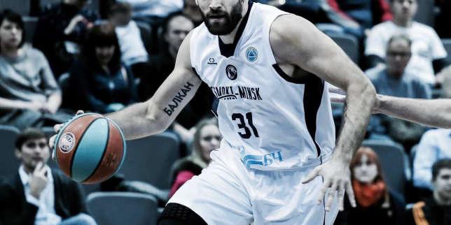«Le seul moment où je sors, c'est pour aller aux entraînements»: le quotidien d'un basketteur français en Biélorussie