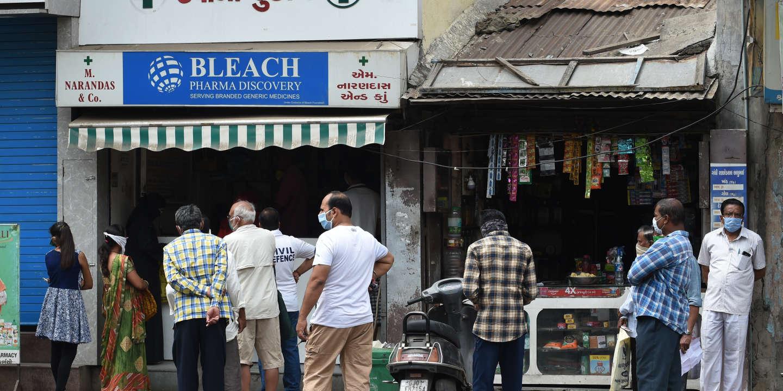 L'Inde débloque 20milliards d'euros pour nourrir ses pauvres en pleine crise due aucoronavirus