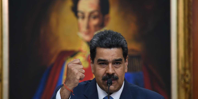 L'homme fort du Venezuela Nicolas Maduro poursuivi aux Etats-Unis pour « narcoterrorisme »