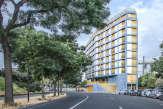L'architecte Charles-Henri Tachon met de la couleur dans le béton parisien