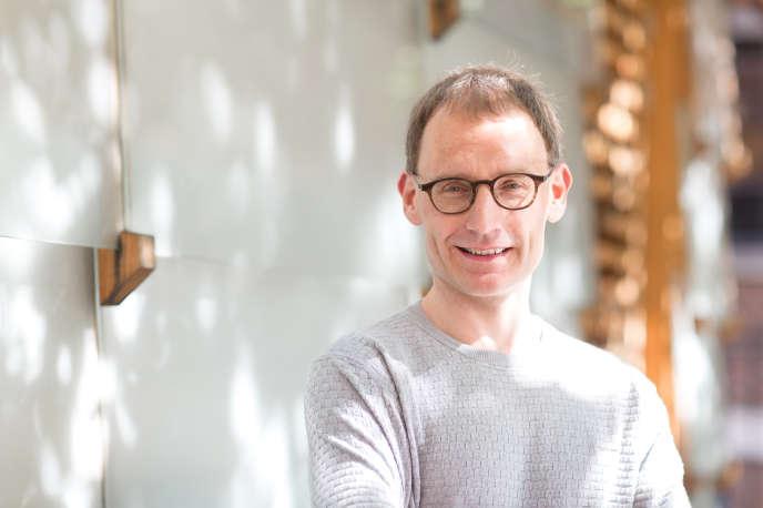 Le professeur Neil Ferguson (Imperial College, Londres).