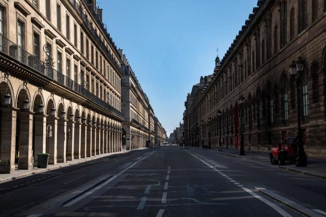 En Ile-de-France, la pollution a diminué.