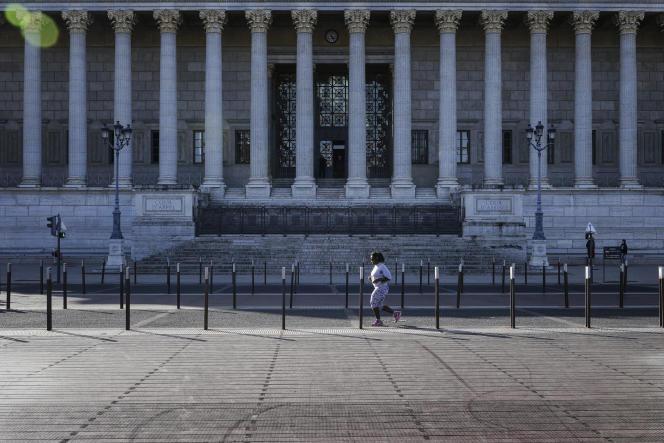Le tribunal de Lyon, le 18 mars.