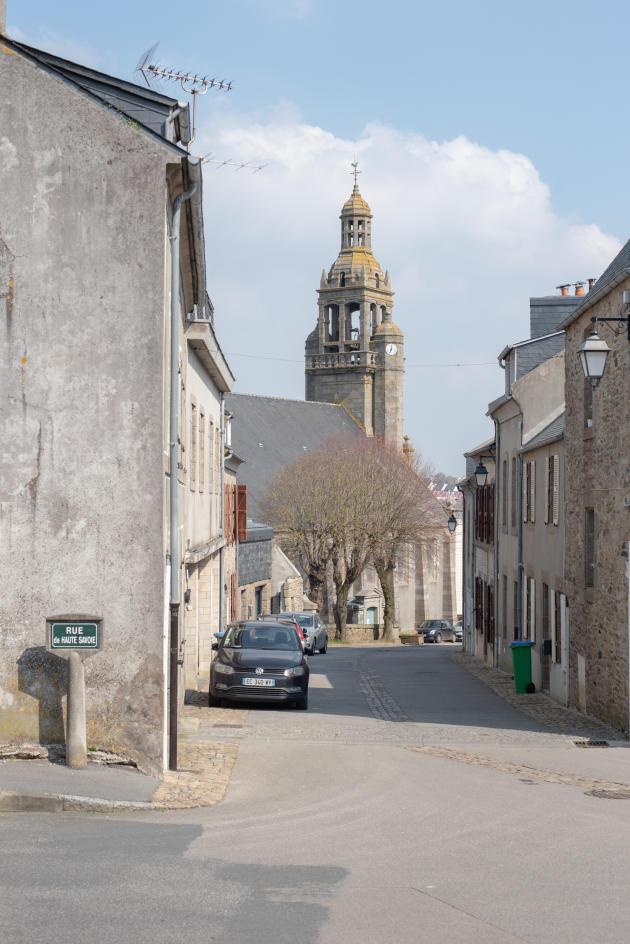 Saint-Renan, le 27 mars.