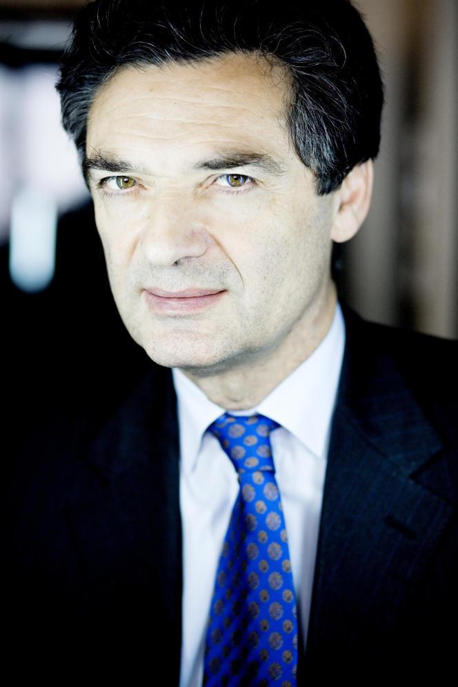 Patrick Devedjian, à Paris, en 2007.