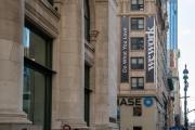 Les bureaux de WeWork, à New York.