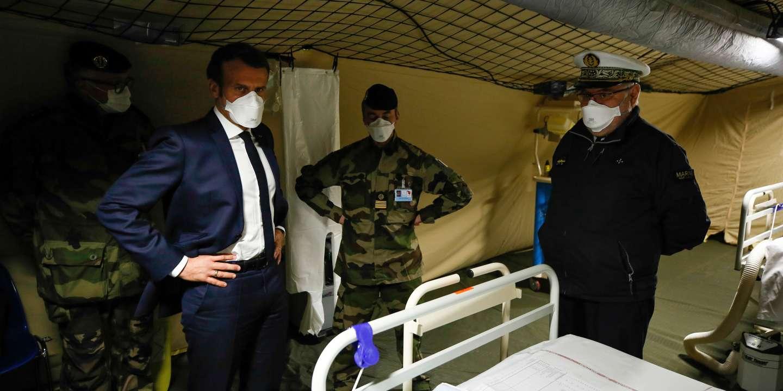 Coronavirus : l'impossible communication de crise d'Emmanuel Macron