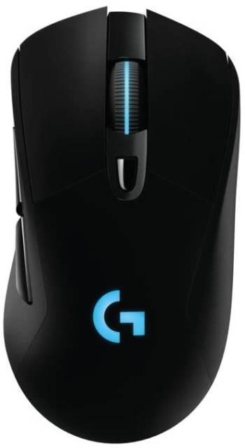 La meilleure souris de gaming sans fil La G703 Lightspeed de Logitech
