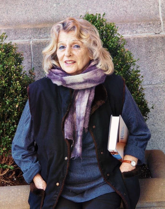 Jeanette Seaver à New York , en mai 2015.
