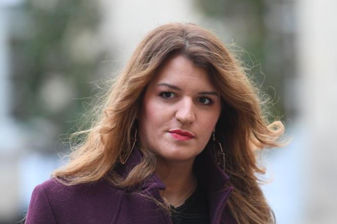 Dans un message interne, la secrétaire d'Etat Marlène Schiappa douche les derniers espoirs de LRM concernant la Mairie de Paris.