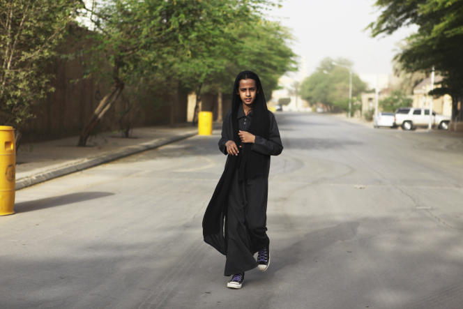 Waad Mohamed, la jeune interprète du rôle titre de «Wadjda», premier film de la Saoudienne Haifaa Al-Mansour.