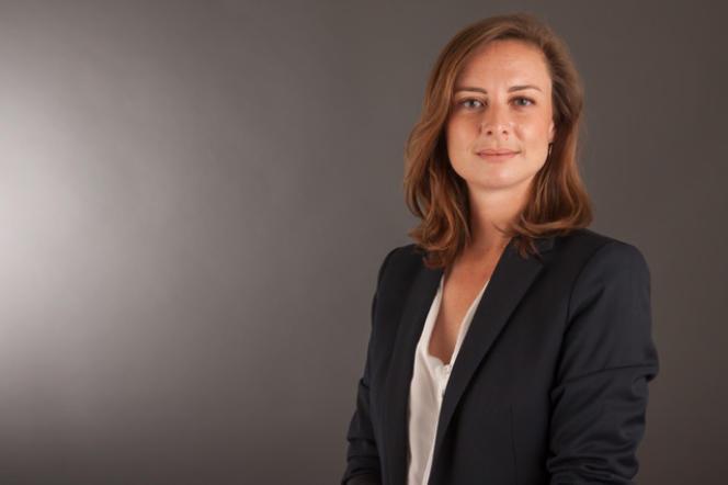 Joséphine Létang, fondatrice du site La Toile, en septembre 2017.