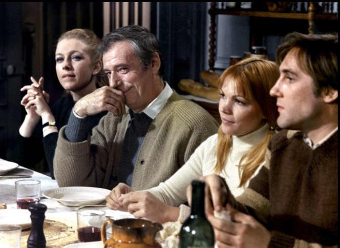 « Vincent, François, Paul... et les autres » (1974), de Claude Sautet. Prod DB © Lira Films