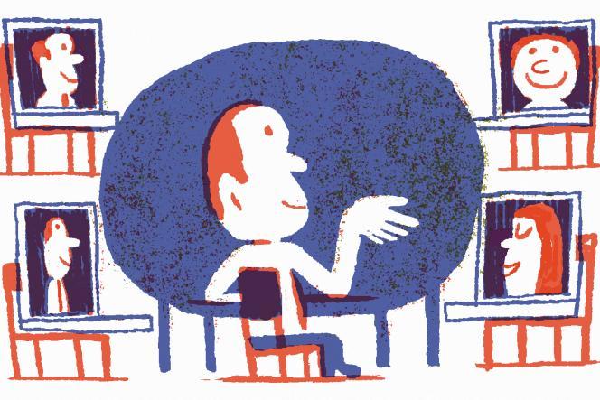 «Pour d'autres, c'est la multiplication des outils de messagerie et leur usage parfois intempestif qu'il a fallu apprendre à gérer. »