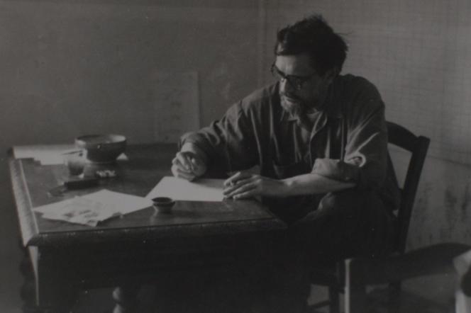 Extrait du documentaire de Richard Copans,«Monsieur Deligny, vagabond efficace», directement sorti en vidéo à la demande.