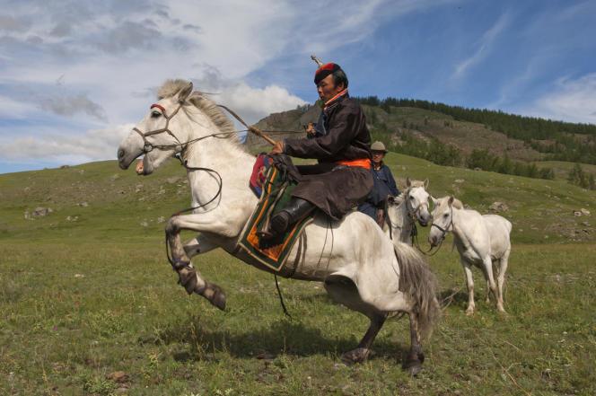 Shukhert, le «Cavalier mongol».