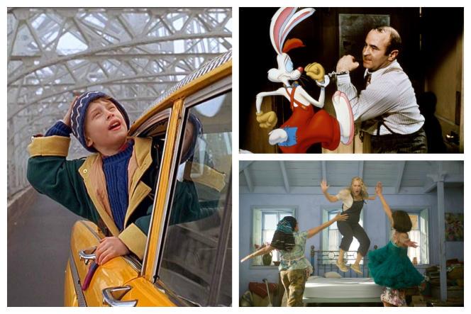 «Maman, j'ai encore raté l'avion!», «Qui veut la peau de Roger Rabbit?», «Mamma Mia!»… la sélection de la rédaction du«Monde».