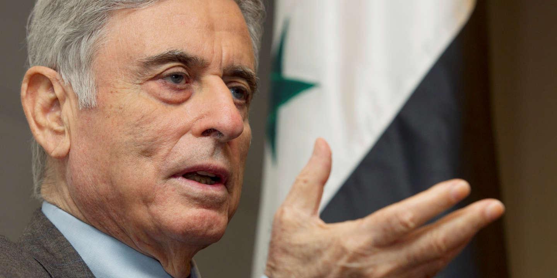 La mort d'Abdel Halim Khaddam, ancien vice-président syrien