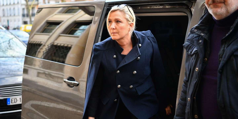 « Marine Le Pen sans retenue face au virus mondialisé »